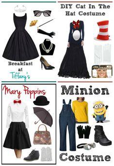 Modest Costumes for Halloween! - BusyBeingJennifer.com
