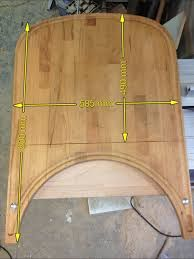 Image result for DIY folding table for Weber 57 grill