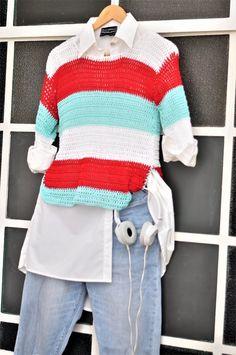 ¡Mirá nuestro nuevo producto Sweater JAMAICA! Si te gusta podés ayudarnos pinéandolo en alguno de tus tableros :)