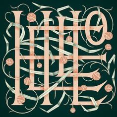 Kelly Thorn's Modern Monograms