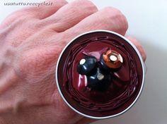 Nespresso cups ring: Italian tutorial