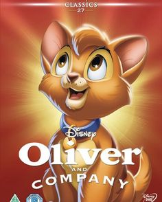 Oliver and Company [DVD]
