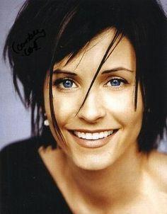 """Courteney Cox played """"Monica Geller"""" on """"Friends""""."""