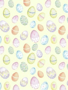 Sophie Hanton – sophie hanton – eggs scattered – Top Of The World Iphone Background Wallpaper, Cellphone Wallpaper, Paper Background, Easter Backgrounds, Easter Wallpaper, Valentines Day Background, Easter Printables, Easter Colors, Coloring Easter Eggs