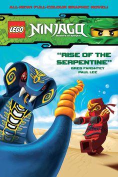 Lego Ninjago: #3 Rise of the Serpentine