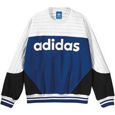 adidas Nigo Blocked Crew Sweatshirt | adidas UK