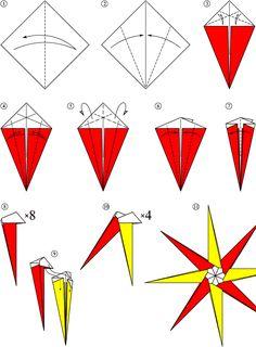 Star. Origami tutorial Authors: Nina Ostrun, Alexey Kiselev