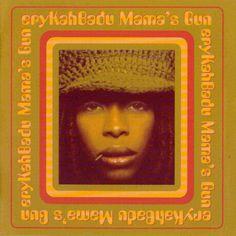Erykah Badu - Mamas Gun - Vinyl LP Record