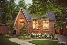Brick cottage home, Salt Lake City