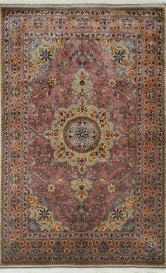 NOMAD ART Carpet & Kilim PERSIAN TEBRIZ