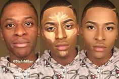 13 Guys Who Contour Better Than You