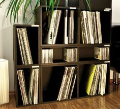Deco Audio LP Storage