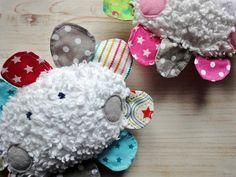 DIY Wolkenrassel - Handmade Kultur