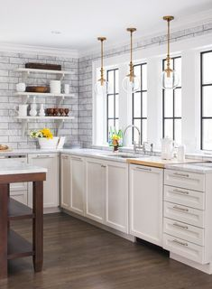 Before + After: Designer Ili Hidalgo-Nilsson creates a dream kitchen filled with simple design ideas.   archdigest.com