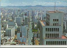 italbras São Paulo em postais da década de 60 - SkyscraperCity
