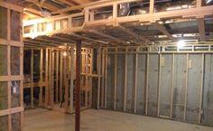 Bulkheads framed Handy Man, Basement, Divider, It Is Finished, Frame, Room, Home Decor, Picture Frame, Bedroom