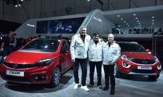 Tata Motors has showcased special Geneva editions of two of its upcoming products – the Tigor compact sedan and the Nexon Compact SUV, at the 87th Geneva Motor Show. The Indian automaker has also unveiled its first car under the TAMO sub-brand – the Racemo sports coupe. The front fascia of the Tigor resembles that …