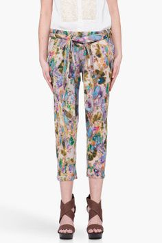 SUNO kaleidoscope Lounge Pants