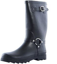 West Blvd Women's Mid Calf Waterproof Rainboots ||SHOES|| Made by West Blvd