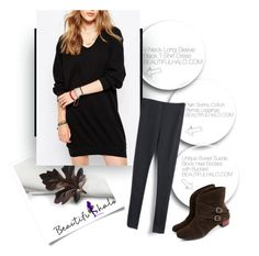 """""""Beautifulhalo 3"""" by butterflypanic ❤ liked on Polyvore featuring moda e bhalo"""