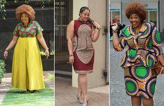 Bow Afrika fashion.