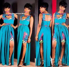 #ankara #africanprint dress