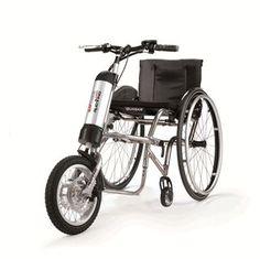 Il Ruotino elettrico per carrozzina è una soluzione pratica e veloce che trasforma la necessità di spostarsi autonomamente in puro divertimento e in tutta sicurezza.