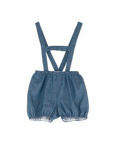 Pololo denim Rompers, Dresses, Fashion, Vestidos, Moda, Fashion Styles, Romper Clothing, Romper Suit, Onesies