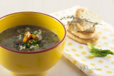 spinach soup #food #photography