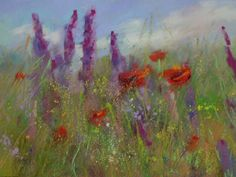 1000+ images about Beautiful Paintings on Pinterest   Wild flowers ...