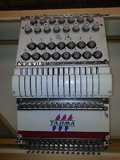 TAJIMA EMBROIDERY MACHINE Complete Needlecase Assembly