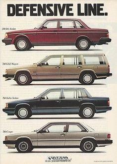 Vintage #Volvo ad