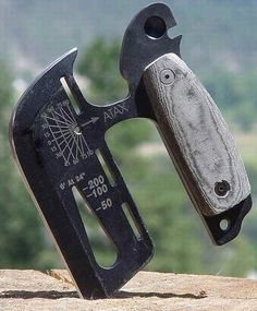 The ATAX multi-purpose survival axe will likely give you the most bang for your survival buck