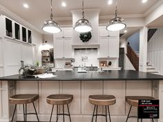 Tour this beautiful modern farmhouse style home designed by Brent Gibson Home Designs, located in Oklahoma City, Oklahoma. Italian Farmhouse, Farmhouse Style Kitchen, Modern Farmhouse Style, Kitchen Dining, Kitchen Pantry Doors, Pantry Inspiration, Gibson Home, Eclectic Modern, Kitchen Styling