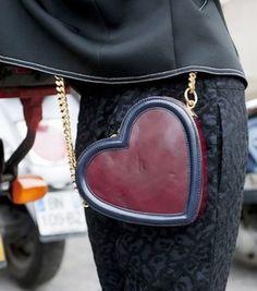 Street style San Valentín: looks con mucho estilo