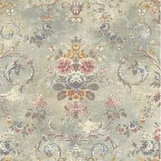 Astoria Grand Mckey Tapestry L x W Wallpaper Roll Colour: Grey Embossed Wallpaper, Damask Wallpaper, Striped Wallpaper, Pattern Wallpaper, Room Wallpaper, Wallpaper Ideas, Wildlife Wallpaper, Buy Wallpaper Online, Brick Wallpaper Roll