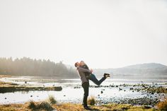 Our Engagement Photos - Jamie Delaine: Vancouver Wedding Photographer & Small Business Blogger