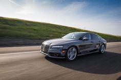 Audi Self-Driving Car-CES 2015