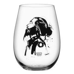All About You Tumbler - Kosta Boda @ RoyalDesign. Kosta Boda, Kitchen Essentials, Home Deco, Tumblers, Love Him, Designer, Wine Glass, Packing, Elegant
