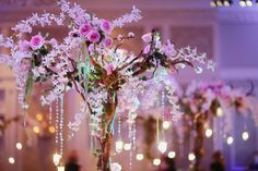 A Luxury Ballroom Wedding with Exquisite Details from BinaryFlips Photography