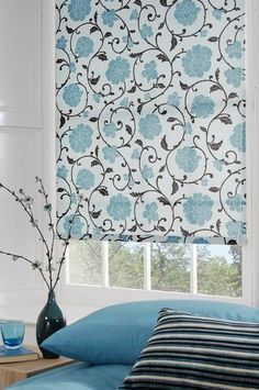 3 Serene Tips AND Tricks: Bedroom Blinds Wooden blinds for windows budget.Roll Up Blinds Ideas wooden blinds cords.Diy Blinds For Windows. Diy Blinds, Fabric Blinds, Curtains With Blinds, Valance, Sheer Blinds, Blinds Ideas, Roman Blinds, Window Curtains, Bathroom Blinds