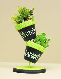 Topsy Turvy Planter #Garden