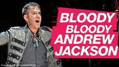 """""""Bloody Bloody Andrew Jackson"""" @ Calderwood Pavilion at the Boston Center for the Arts (Boston, MA)"""