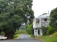 Historic building in Rawene, Hokianga, New Zealand New Zealand Itinerary, New Zealand Travel Guide, Building Museum, Kiwiana, All Things New, Auckland, Museums, Travel Guides, Travel Inspiration