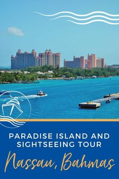 Review: Paradise Island and Sightseeing Tour Nassau, Bahamas | EatSleepCruise.com Get our insider take on this popular cruise excursions for first time visitors to Nassau, Bahamas. If your Bahamas vacation includes a stop in Nassau, check out our review of this tour of Bahamian culture and history, including the Queens Staircase and Straw Market. You'll find things to do in Nassau besides the beach. Check out our full review! #cruise #Bahamas #BahamasCruise #thingstodo #Nassau…