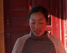 """Poem written by the 6th Dalai Lama saying he will be reincarnated in Lithang. """"White crane, lend me your wings. I won't fly far. I'll return to Lithang."""" Sung by Dolma at the Bamei Golden Sun Guest House in March 2006 Western Sichuan (Kham)"""
