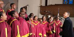 Another picture of the amazing Harlem Gospel Choir. Harlem Gospel, Rehearsal Room, Choir, Stuff To Do, Spirituality, Amazing, Wall, Pictures, Image