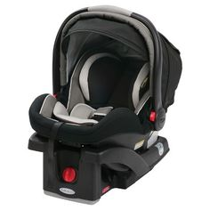 Graco SnugRide® 35 LX Infant Car Seat with Safety Surround™ Protection