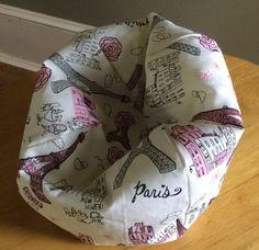 American Girl  Doll or 18 Doll Bean Bag Chair by Americandollshop, $7.99