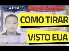 Como preencher o formulário para visto americano DS-160 - Vai Pra Disney? veja mais em http://viagenseturismo.me/vai-para-disney/como-preencher-o-formulario-para-visto-americano-ds-160-vai-pra-disney